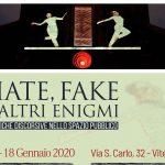 Hate, fake e altri enigmi